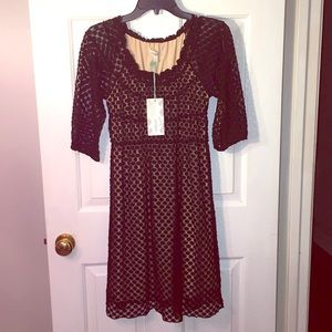 NWT. Black Umgee dress. Fully lined size small.